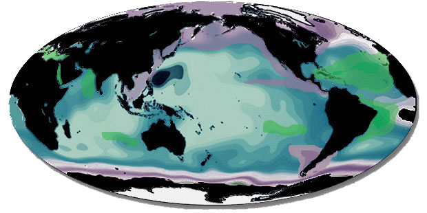 Salinity Map